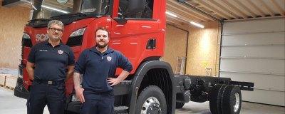 Scania_Fahrgestell